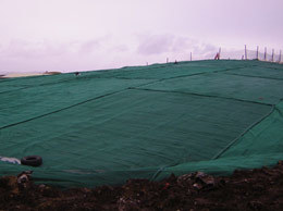 Landfill Geotextile