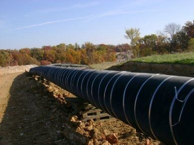 Pipeline Geotextile