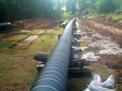 Pipeline Geotextile