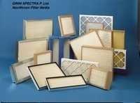 HVAC Filter Media