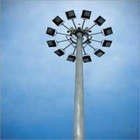 High Mast Lighting Pole Service