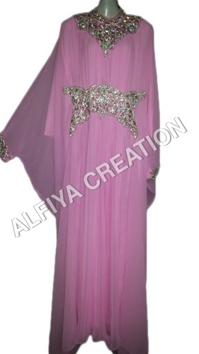 Embroidered Ladies Kaftan