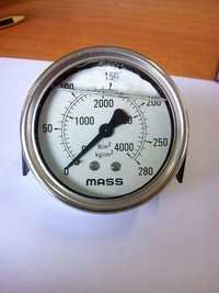 Pressure Gauge U Clamp