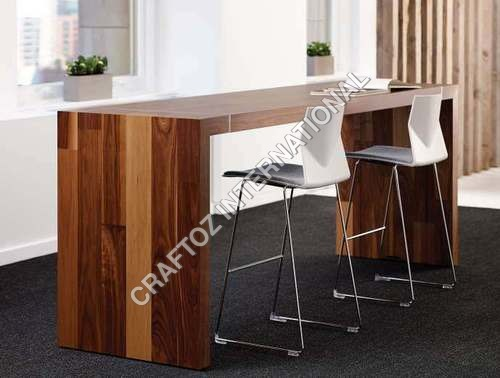 Mango Wood Bar Table