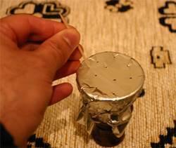 Hookah Aluminium Foil