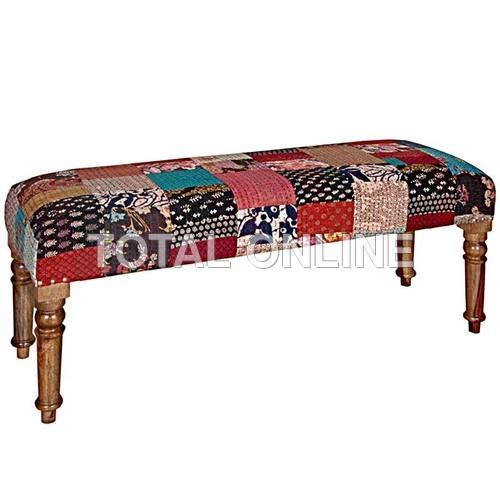 Wooden Folding Bench