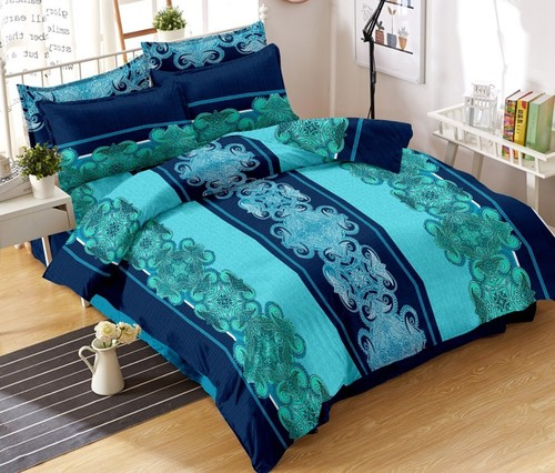 Traditional Bedsheet