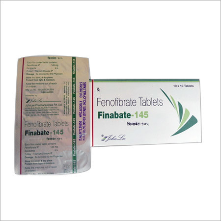 Finofibrate-145 mg Tablet