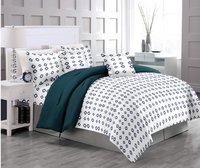 Double Bedsheet with two pillow covers