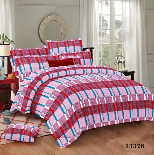 Cotton Printed Bed SheetBedsheet