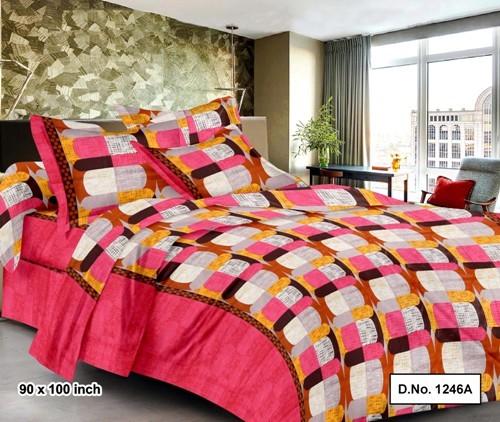 Cotton Bedsheet