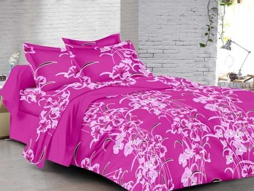 Ahmedabad Cotton Bed sheet