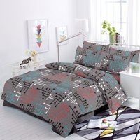 Plain colour bedsheet