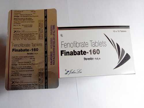 Finofibrate-160 mg Tablet