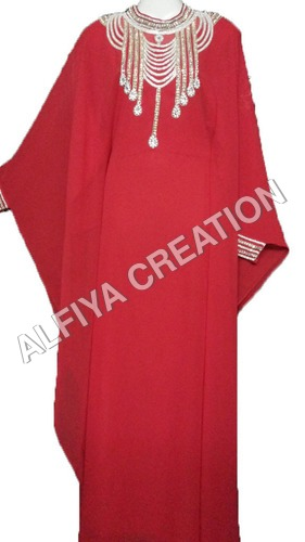 Party Wear Kaftan Dress