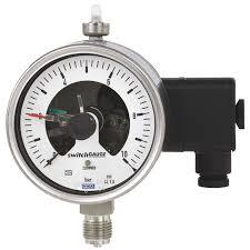 Electronic Switch Tube Pressure Gauge