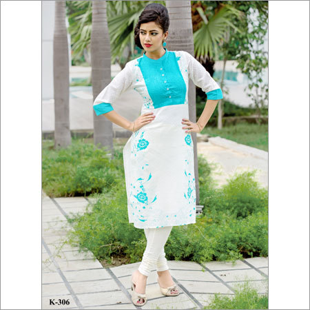 Ladies Traditional Kurtis