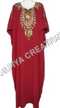 Very attractive women farasha kaftan