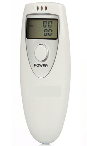Digital Alcohol Breath Analyser