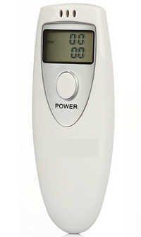 Digital Alcohol Breath Analyser