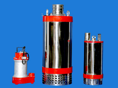 KPRS Dewatering Submersible Pumps