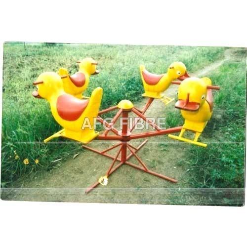 Merry Go Round Duck