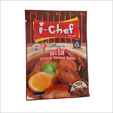 Chinese Stewed Sauce