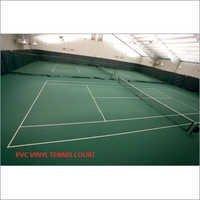 PVC Vinyl Tennis Court