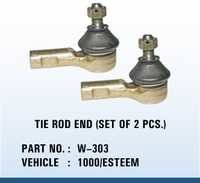 Esteem tie rod end