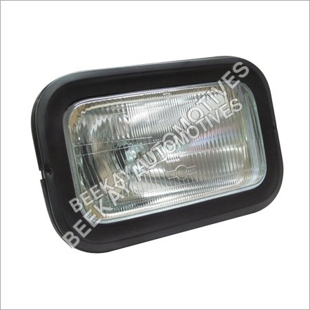 HEAD LIGHT ASSY TATA 1312