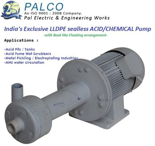 Acid Handling Pump