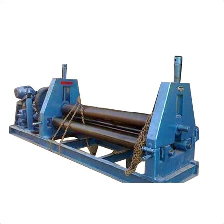Heavy Duty Plate Bending Machine