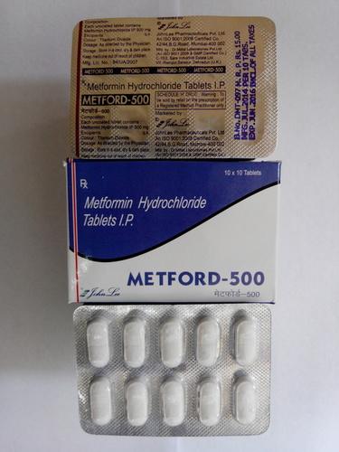 Metformin-500mg
