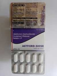 Metformin-500mg(Sustained Release)