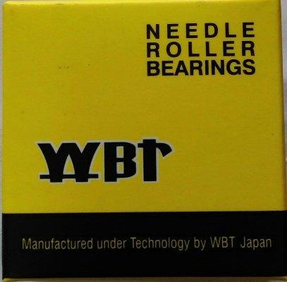 Needle Roller bearing WBT Box