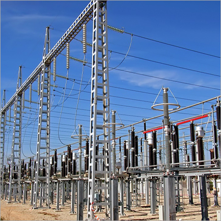 Substation Equipment Structure