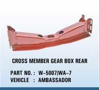 AMBASSADOR CROSS MEMBER GEAR BOX REAR
