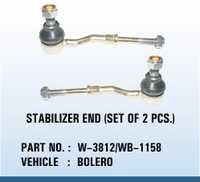 BOLERO STABILIZER END (SET OF 2 PCS.)