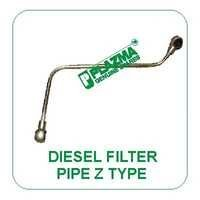 Diesel Filter Pipe Z Type John Deere