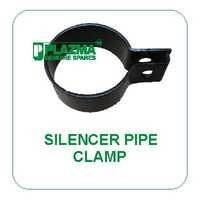 Silencer Pipe Clamp Green Tractors