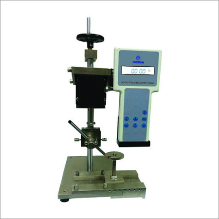 Digital Force Measuring Gauge