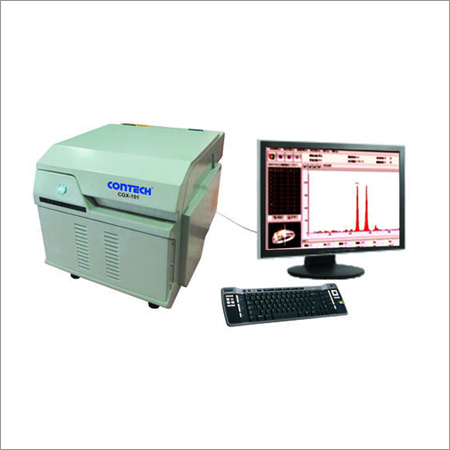 Gas Proportional XRF Detecto