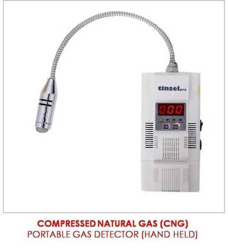 Portable CNG Gas Detector (Hand-Held)
