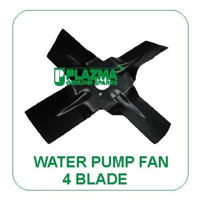 Water Pump Fan 4 Blade John Deere