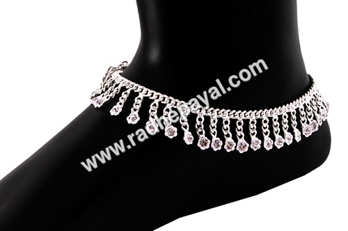 Diamond Anklets