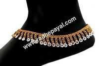 Gold Plated Payal
