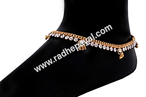 gold plated quality payal