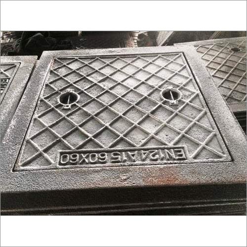 CI Manhole Covers