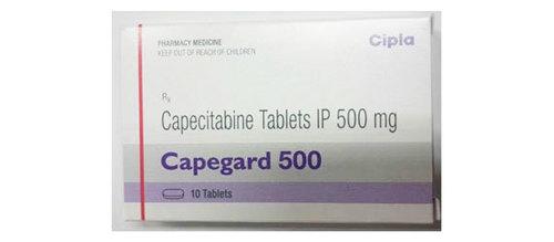 Capegard 500mg Tablet