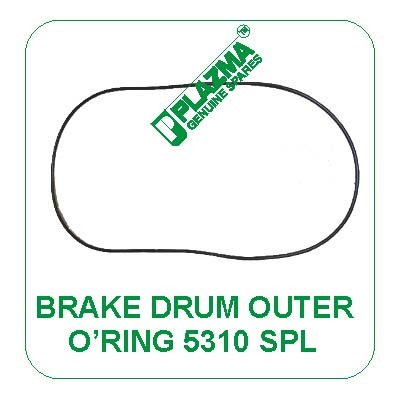Brake Drum Outer O'ring 5310 Spl. Green Tractors